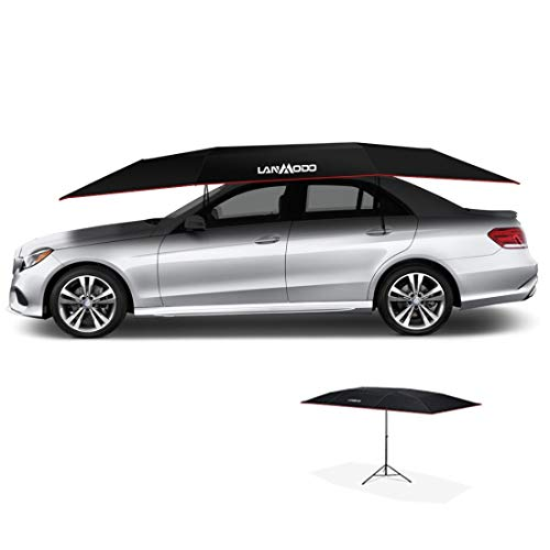 LANMODO Car Tent, Portable Automatic Car...