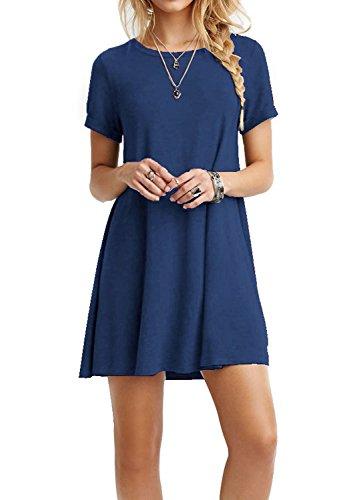 Buy blue gray dress - 2