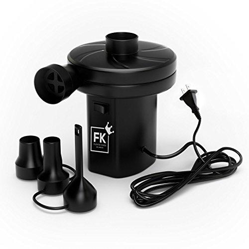 Floatie Kings: Super Pump 2000, Quick-Fill Electric Pump