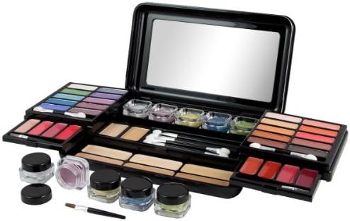 Estuche de maquillaje Boulevard de Beauté: Amazon.es: Belleza