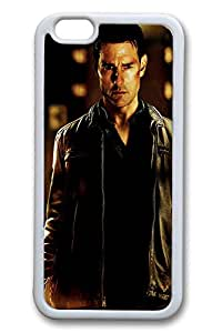 iPhone 6 Plus Case, Case for Apple iPhone 6 Plus, Jack Reacher Fit For Apple iPhone 6 Plus, TPU Soft Rubber Bumper Screen Protector For Apple iPhone 6 Plus [Shock-Dispersion] [Slim Fit]