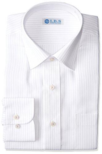 貨物のれん解決する(はるやま) HARUYAMA 形態安定 セミワイドカラー ワイシャツ
