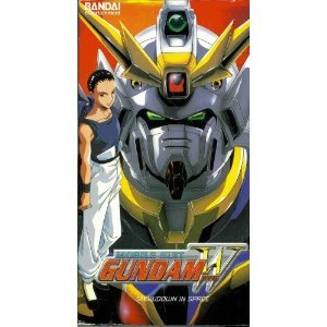 UPC 669198165337, Mobile Suit Gundam Wing - Showdown in Space (Vol. 4) [VHS]