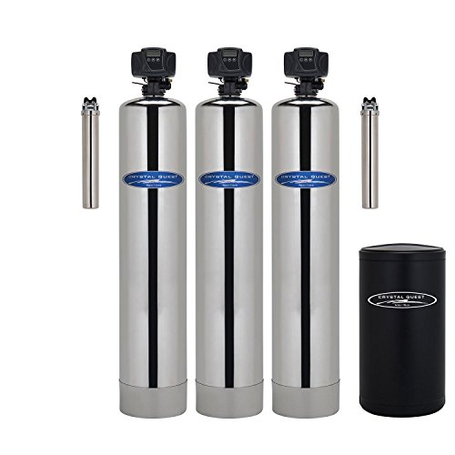 - Acid Neutralizing + Softener + SMART Series Whole House Water Filter