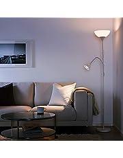 IKEA NOT Floor Uplight/Reading Dual Lamp Double Twin Single Lights Uplighter