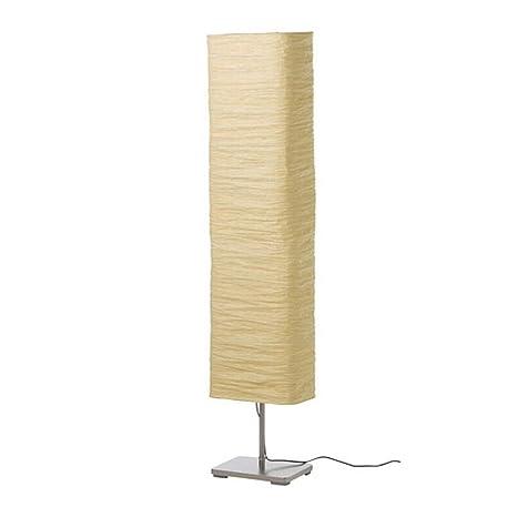 LED de Lámpara pie de SKSNB de Estar pielámpara para Sala 5c4q3ARSjL