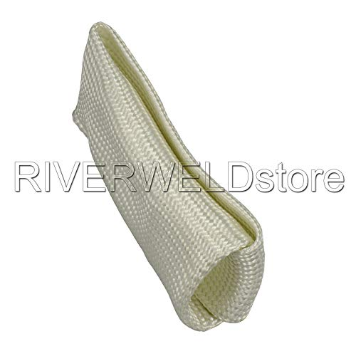 Welding Tips & Tricks Tig Finger Welding Glove Heat Shield L & XL, 2PK by RIVERWELD (Image #6)