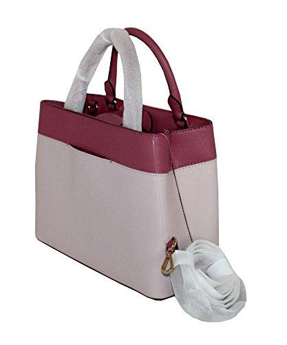 eaf5cb023a02 MICHAEL Michael Kors Women s HAILEE Medium Satchel Leather Handbag - Luxury  Beauty Store