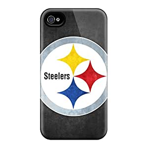 Hard Plastic Iphone 6 Cases Back Covers,hot Pittsburgh Steelers Cases At Perfect Customized