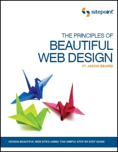The Principles of Beautiful Web (Website Design Layout)