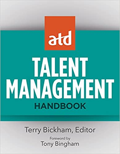 Atd Reviewed 100 Years From Now >> Atd Talent Management Handbook 9781562869847 Business Development
