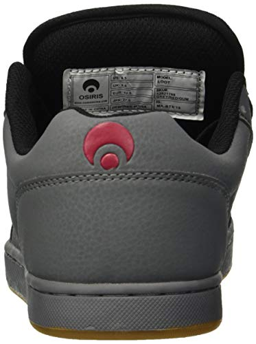 Loot grey Black gum Osiris Gris 7xYTPt