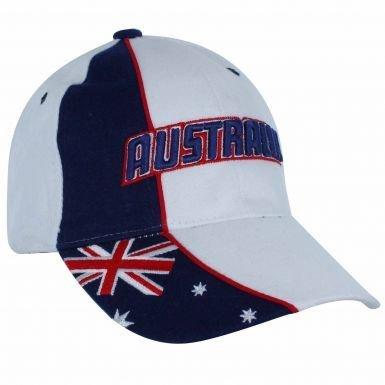 Cricket World Cup Adjustable Cap (Australia 3D Flag World Cup Baseball Cap)