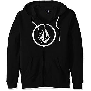 Volcom Men's Stone Zip Hoodie Sweatshirt