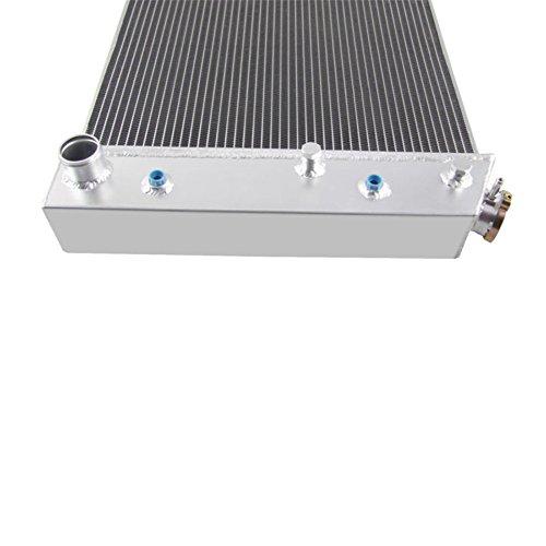 OzCoolingParts Chevy Radiator - 4 Row Upgrade Aluminum