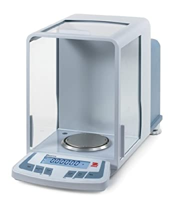 Ohaus DV214C Analytical Balance, Extra Year of Warranty, and