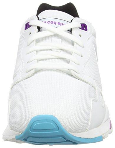 Le Coq Sportif Lcsr900 90s, Unisex-Erwachsene Sneakers Weiß (White Ffffff)