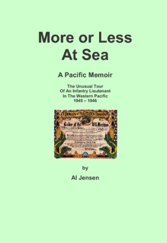 More or Less at Sea: A Pacific Memoir pdf
