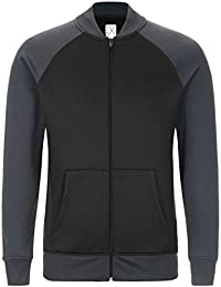 "<span class=""a-offscreen"">[Sponsored]</span>Men's Color Block Zip Up Jacket (12 Colors, S-3XL Sizes)"