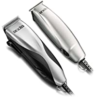 Andis Promotor+ 27-Piece Clipper/Trimmer Combo Haircutting Kit