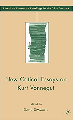 Essay On Hinduism New Critical Essays On Kurt Vonnegut American Literature Readings In The  St Century Th Edition Classification And Division Essay Examples also Tommy Douglas Essay Amazoncom New Critical Essays On Kurt Vonnegut American  Dibs In Search Of Self Essay