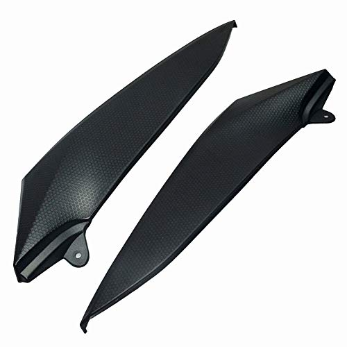 Motorcycle Parts Fairing Parts 2pcs Unpainted Gas Tank Side Cover Trim Cowl Panels Fairing For Motorcycle Yamaha YZF R1 2004 2005 2006 YZF-R1 04 05 06