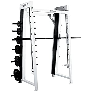 York Barbell 54033 Counter Balanced Smith Machine44; White