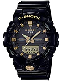 G Shock Men's 'G-Shock' Quartz Resin Watch, Color:Black...
