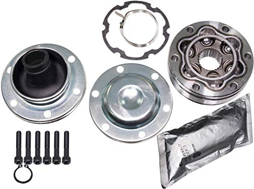 APDTY 043412 Diveshaft CV Joint & Boot Kit Fits Rear Of Front Driveshaft On 1999-2004 Jeep Grand Cherokee 2002-2007 Liberty (Front Drive-Shaft Propeller-Shaft Rear Joint)
