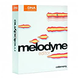 Celemony Melodyne Editor 2.0 - download