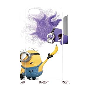 Despicable Me SANDY5102465 3D Art Print Design Phone Back Case Customized Hard Shell Protection Iphone 4,4S