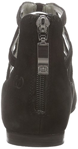 Gerry Weber Shoes Women's Ebru 02 Ballet Flats Black (Schwarz 100) 1jaIoCl