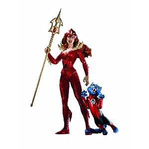 DC Direct Blackest Night: Series 7: Red Lantern: Mera Action Figure