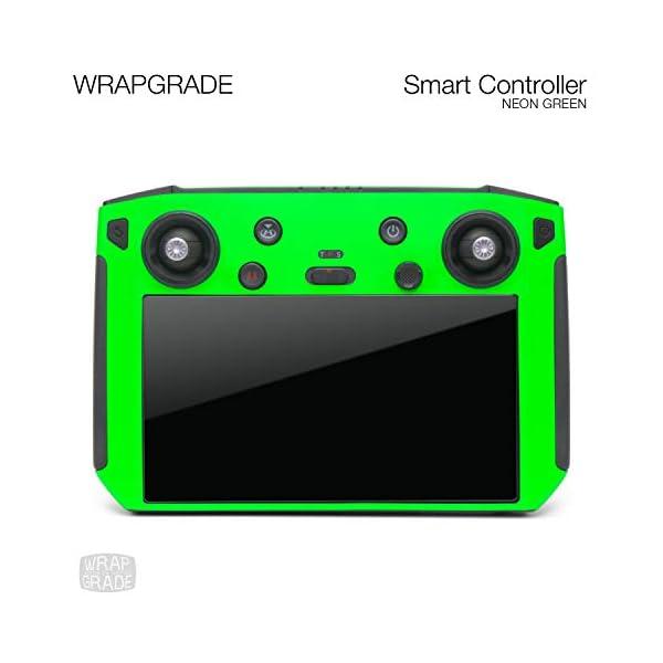 WRAPGRADE Skin Compatibile con DJI Smart Controller (Neon Green) 2 spesavip