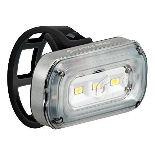 Blackburn Central 100 Headlight (Grey)