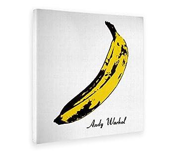 Amazonde Giallo Bus Bild Druck Auf Leinwand Andy Warhol