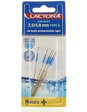 Lactona Easydent A 2.5-5 mm zonder Houdertje, 8 Stuk
