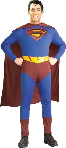 Rubie's Costume Promo Superman Movie Costume ()