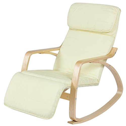 Recliner Rocking Chair Adjustable Lounge