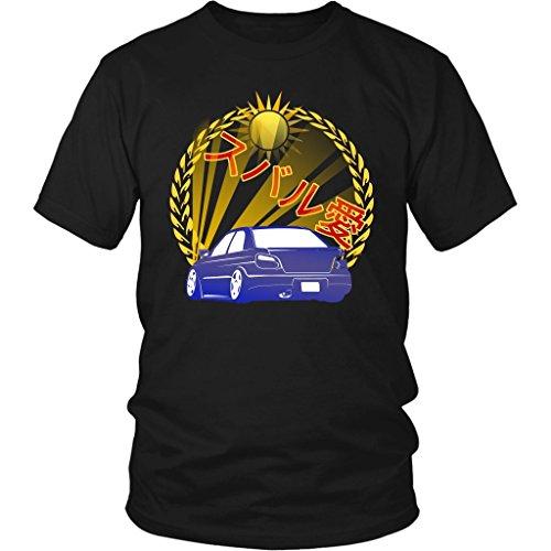 Subaru Impreza WRX STI Tuner Car JDM T-Shirt
