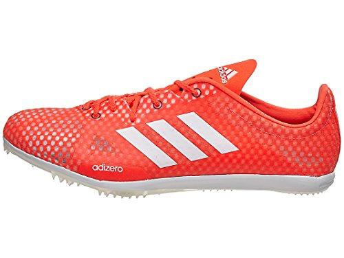 quite nice 4bd4a 31adb scarpe Adidas Adizero Ambition 4 Womens Spikes Rosso Solare Rosso Solare ...
