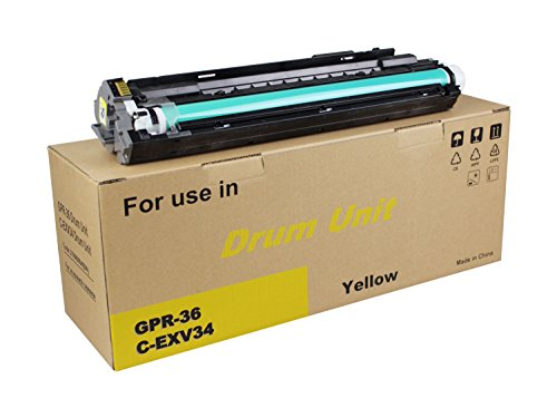 Canon Gpr-36 Yellow Drum for Use in Imagerunner Advance C2020 C2030 C2225 C2233