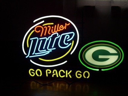 Packers Pub Lights Green Bay Packers Pub Light Packers
