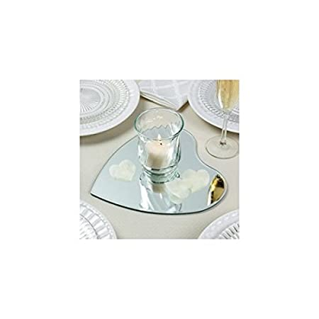 Outlet 3 heart shaped table mirrors for wedding centerpiece amazon outlet 3 heart shaped table mirrors for wedding centerpiece junglespirit Images