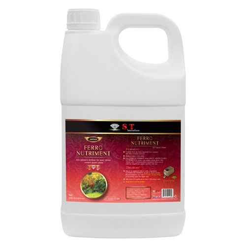 S.T. International Ferro Nutriment Aquarium Plant Supplement, 1-Gallon by S.T. International