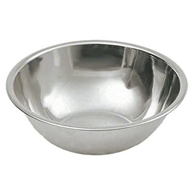 Update International (MB-1600) 16 qt Stainless Steel Mixing Bowl