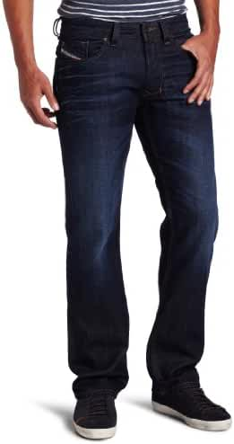 Diesel Men's Larkee Regular Straight-Leg Jean 0073N