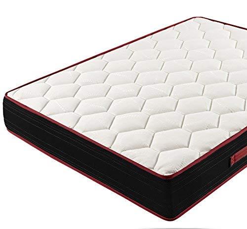 HOGAR24 Memory Fresh 3D - Colchón viscoelástico Reversible, 105x190cm: Amazon.es: Hogar