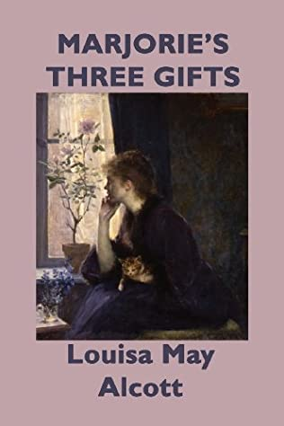 book cover of Marjorie\'s Three Gifts