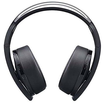 Auriculares Inalámbricos de Sony PLATINO PS4 Negro